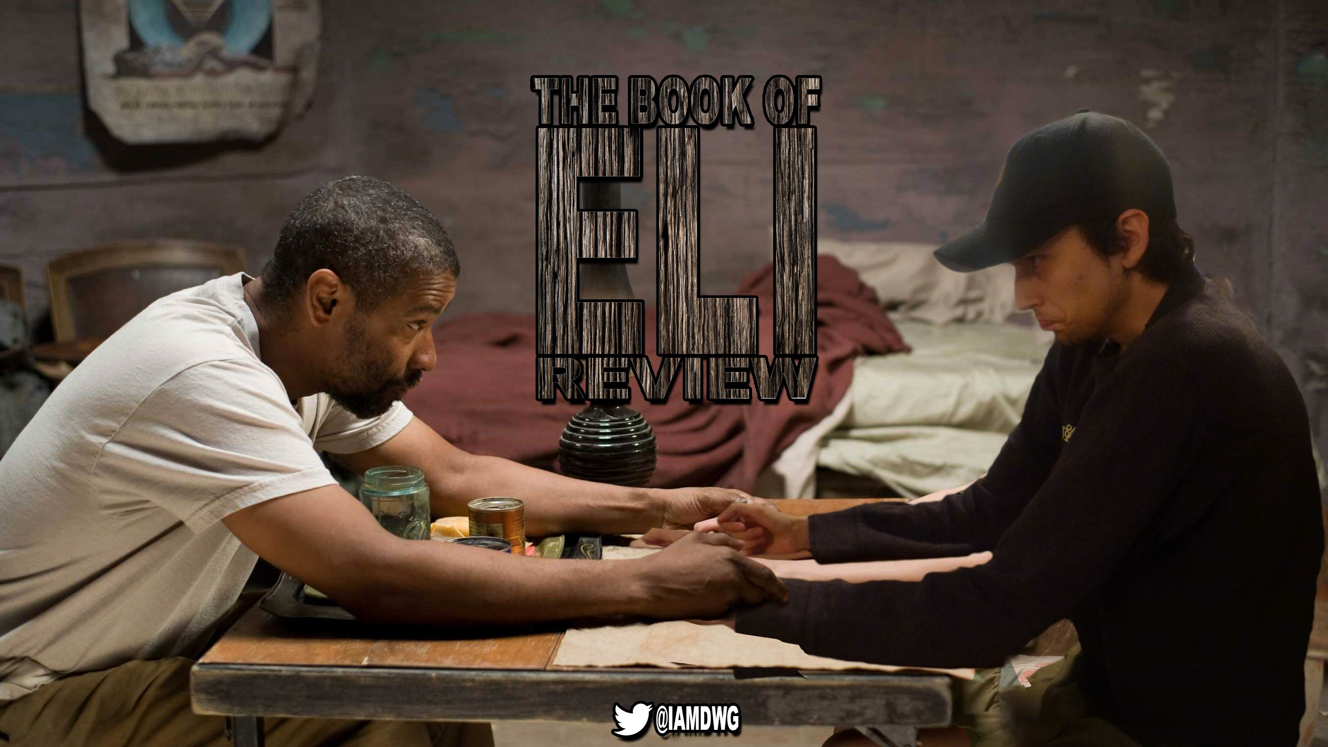 the book of eli' (2010) – dave examines movies