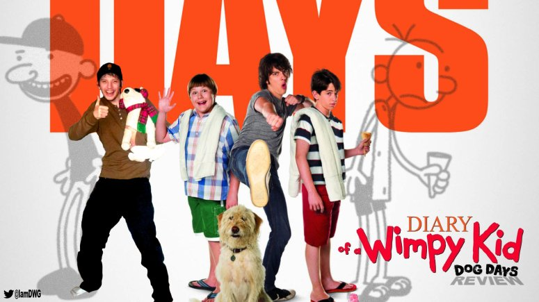Diary Of A Wimpy Kid Dog Days Full Movie Review