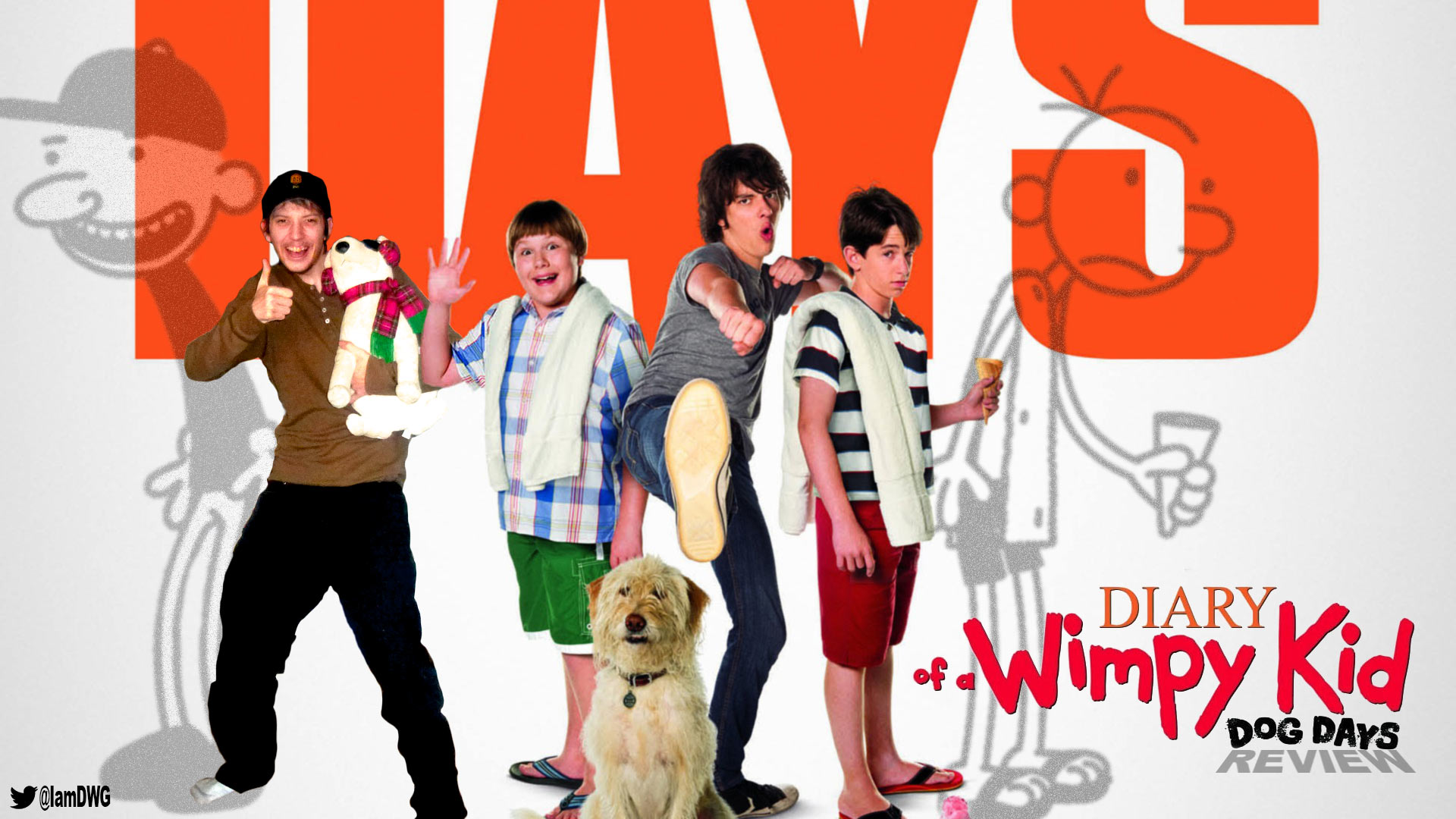 The Diary Of A Wimpy Kid Dog Days Movies