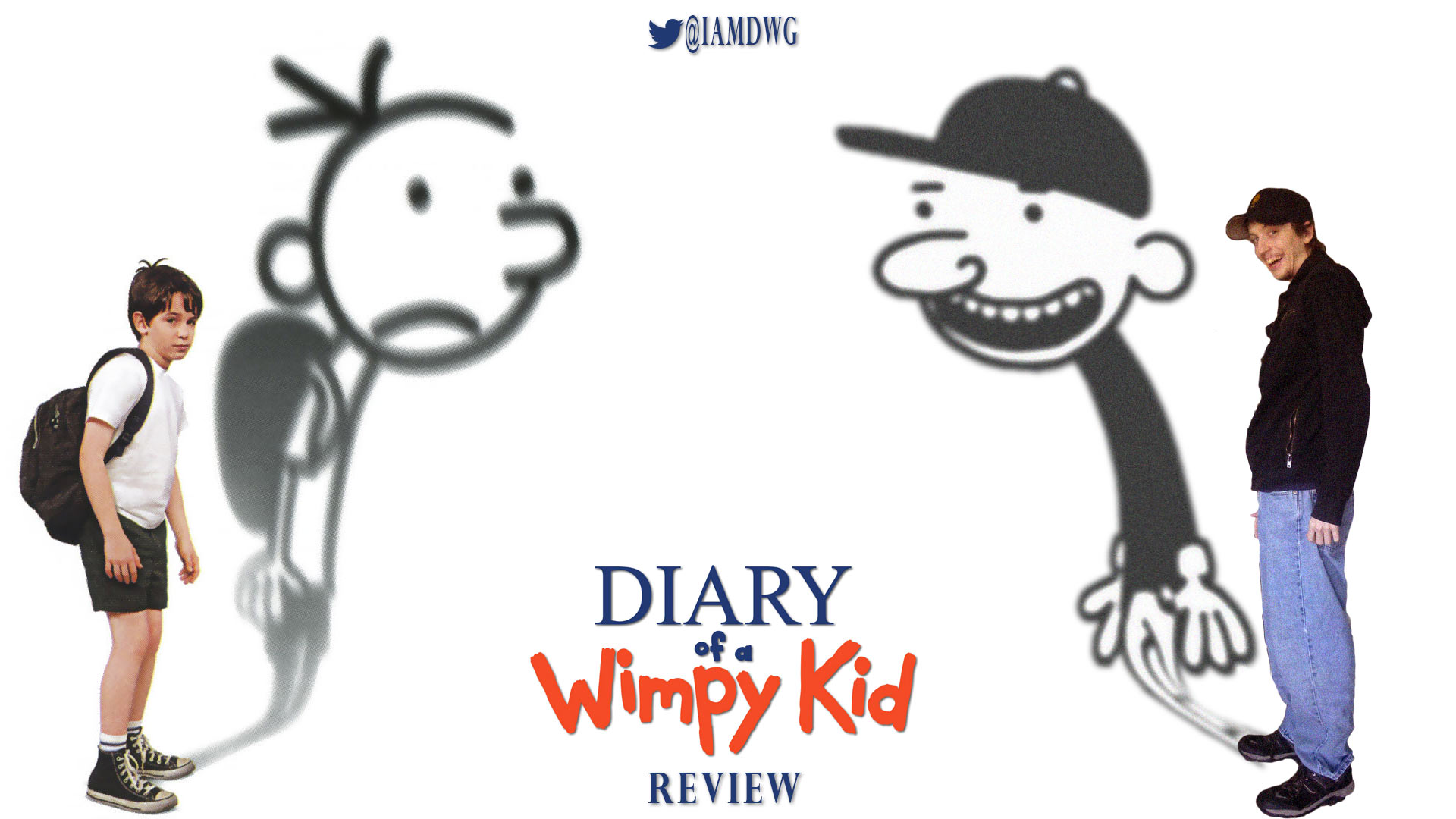 Who Is Diary Of A Wimpy Kid By