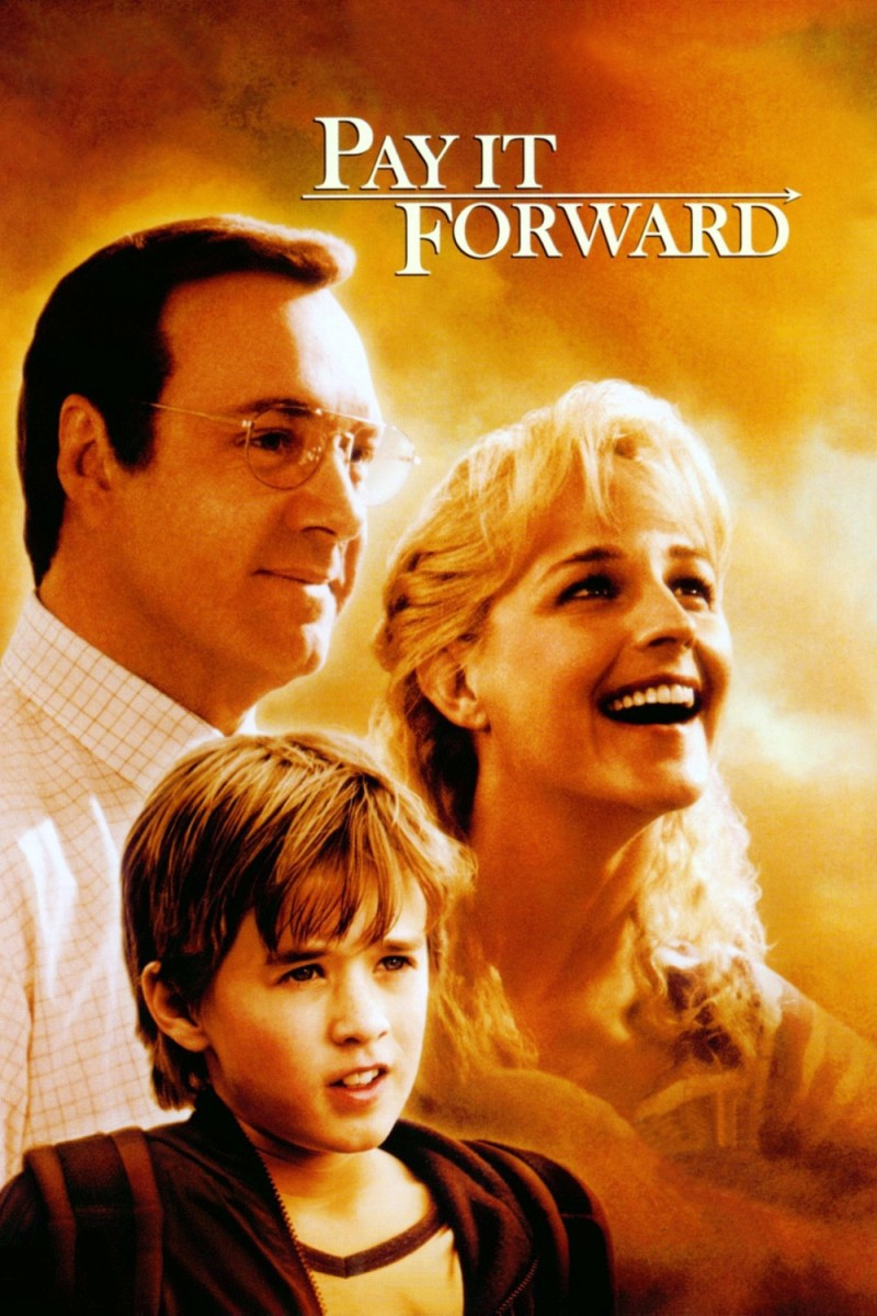 'Pay it Forward' (2000)