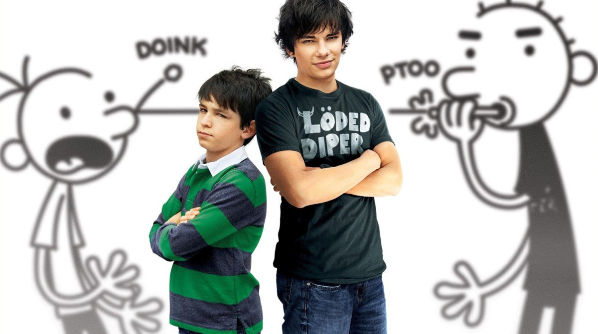'Diary of a Wimpy Kid: Rodrick Rules' (2011)