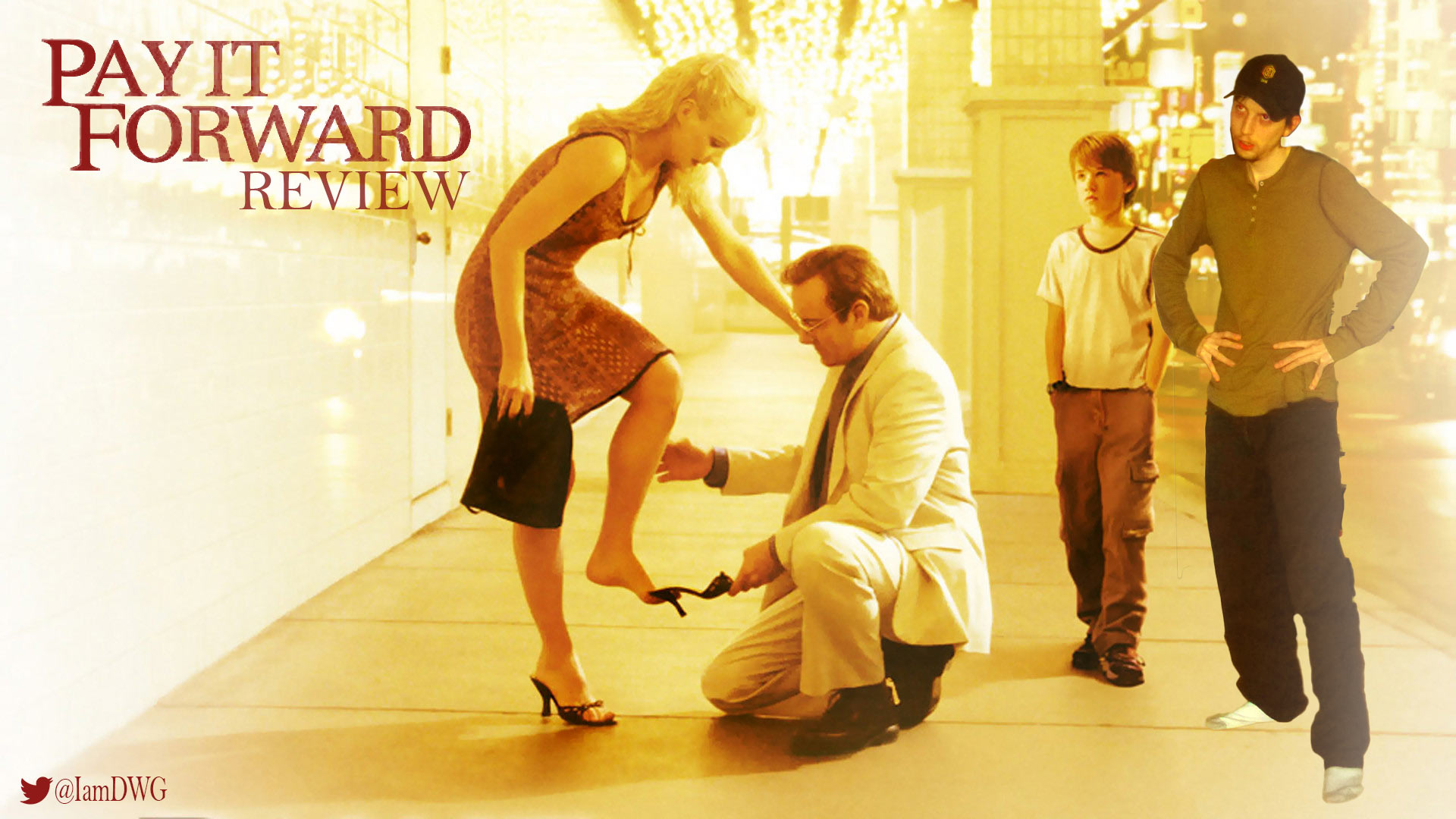 'Pay it Forward' (2000) – Dave Examines Movies