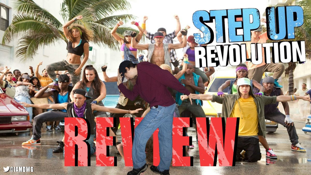 'Step Up: Revolution' (2012)