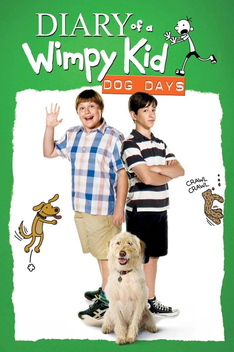'Diary of a Wimpy Kid: Dog Days' (2012)