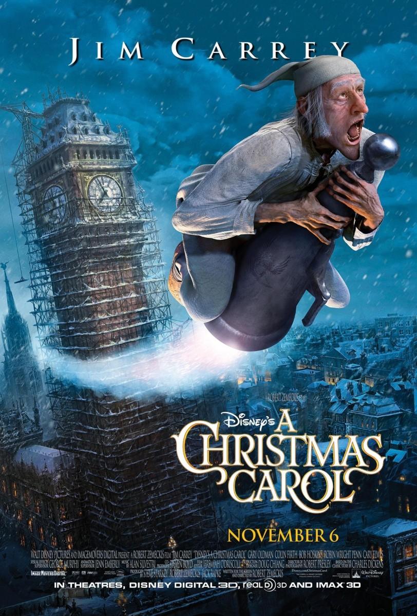 'A Christmas Carol' (2009)
