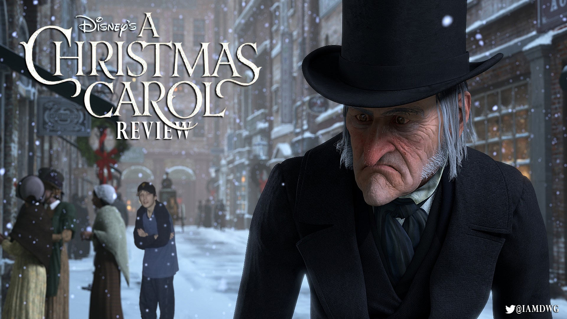 A Christmas Carol' (2009) | Dave Examines Movies