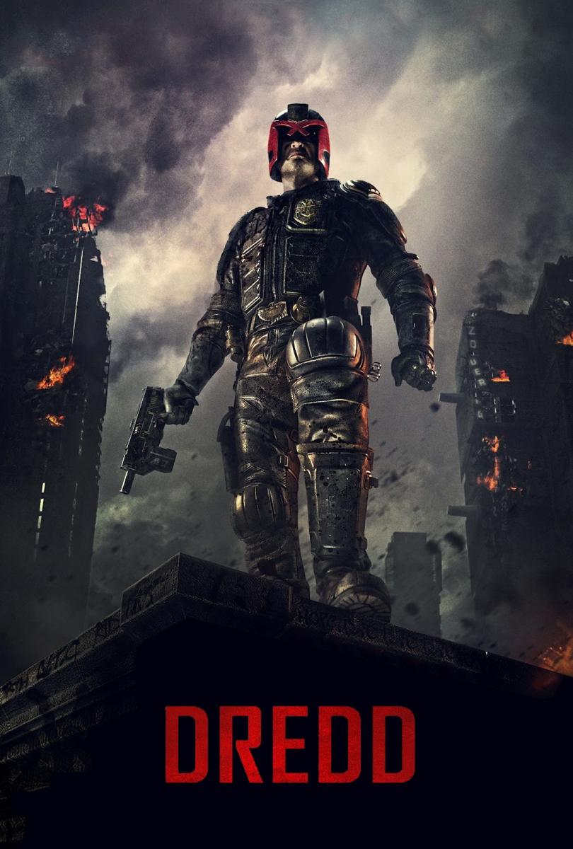 'Dredd' (2012)
