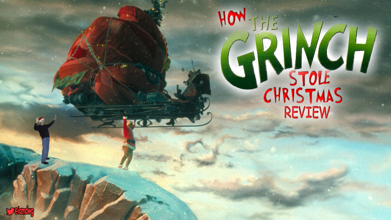 How the Grinch Stole Christmas' (2000) | Dave Examines Movies