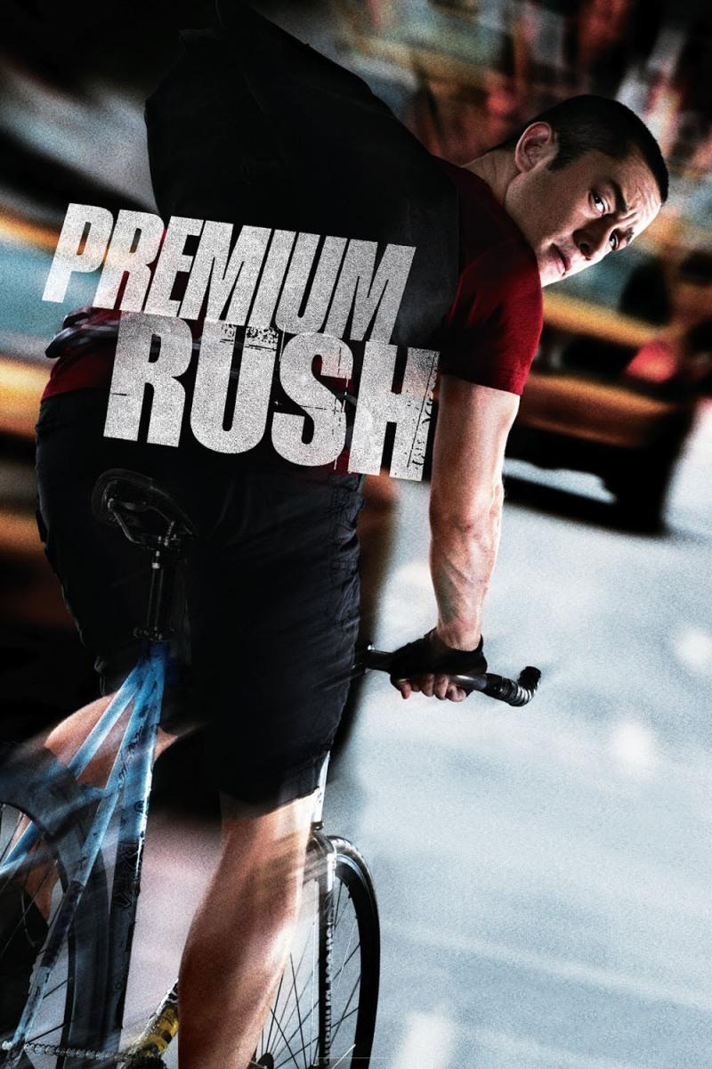 'Premium Rush' (2012)