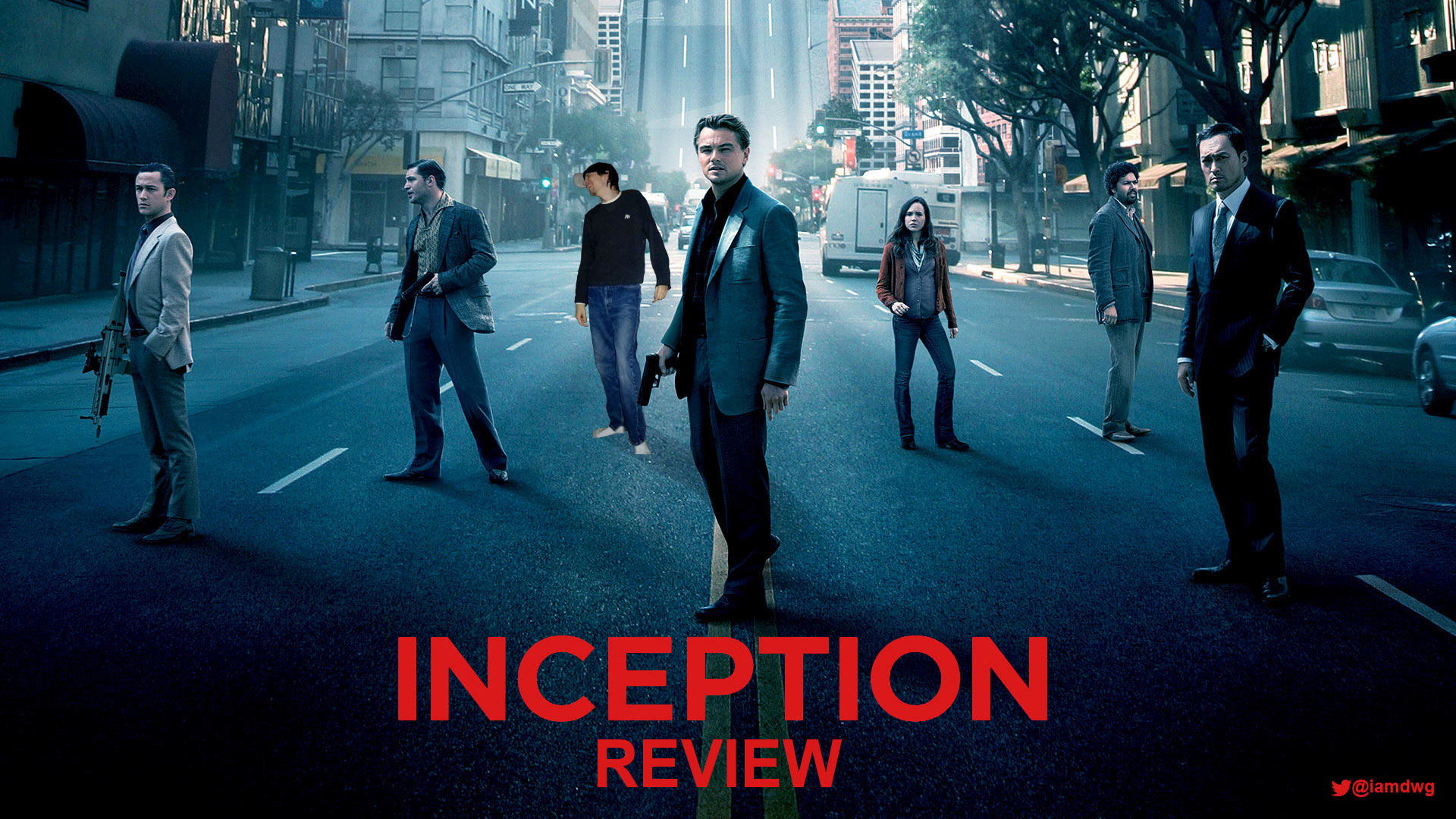 Inception (2010) folder icon by sornay on deviantart.