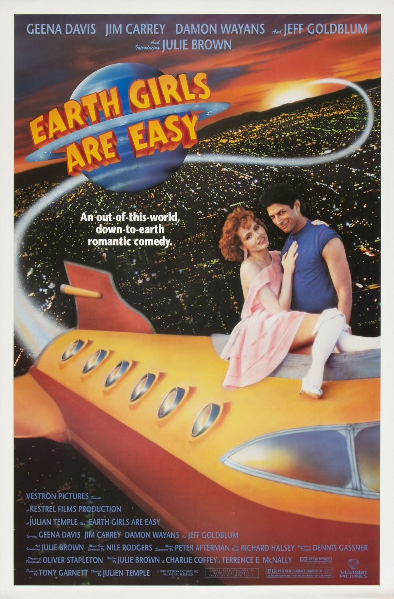 'Earth Girls Are Easy' (1988)