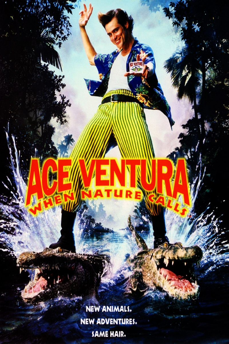 'Ace Ventura: When Nature Calls' (1995)