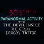 '30 Nights of Paranormal Activity with the Devil Inside the Girl with the Dragon Tattoo' (2013)