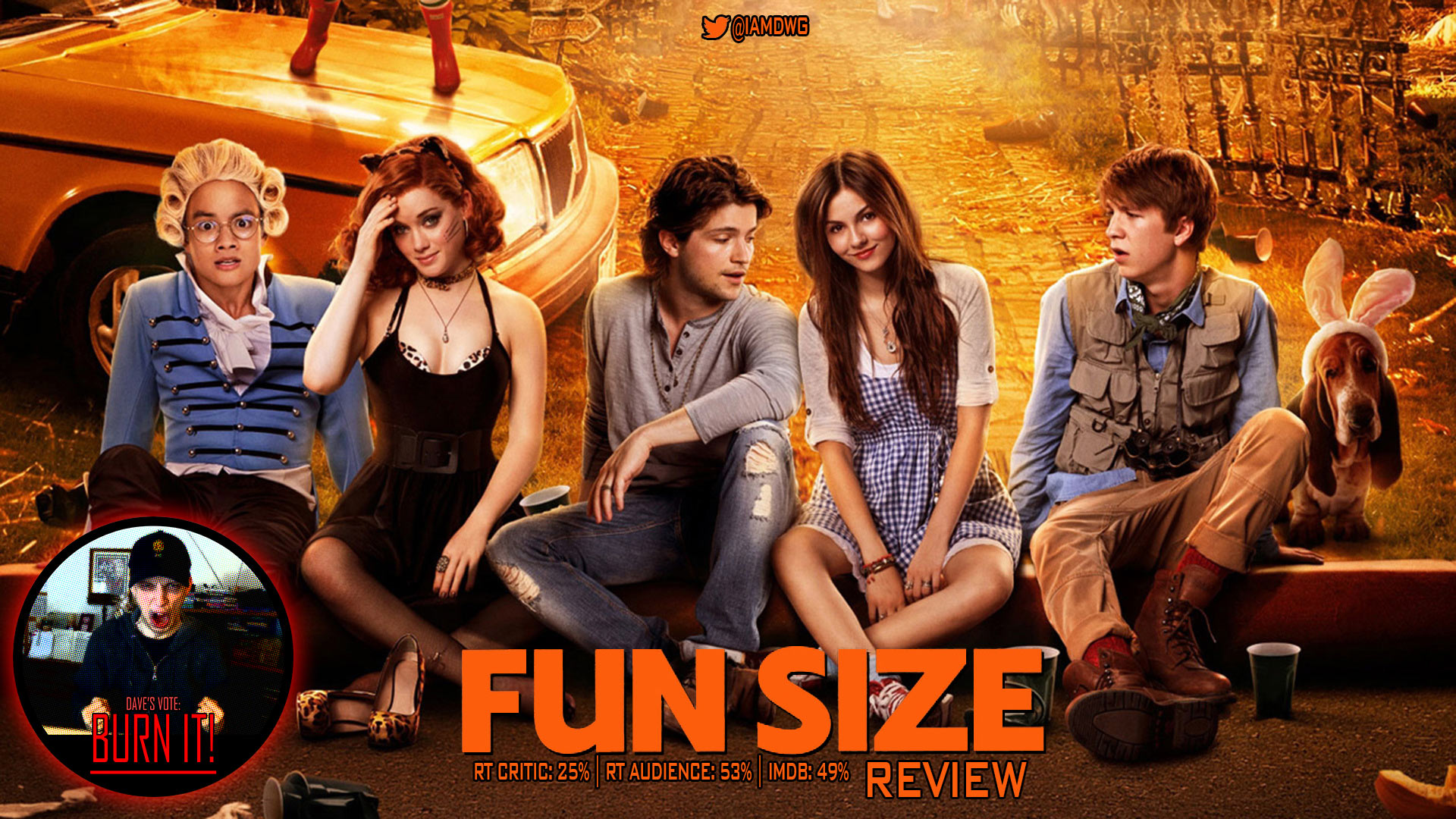 Watch Fun Size Full Movie Viooz Full Movie Free - No Registration