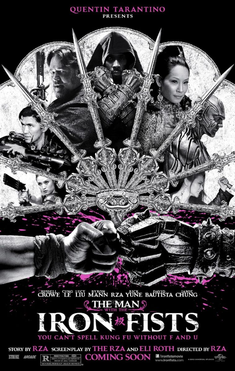 'The Man with the Iron Fists' (2012)