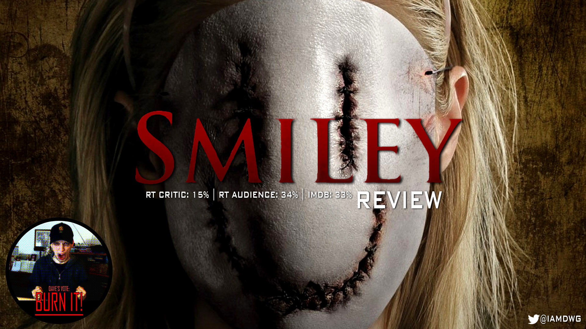 'Smiley' (2012) – Dave Examines Movies