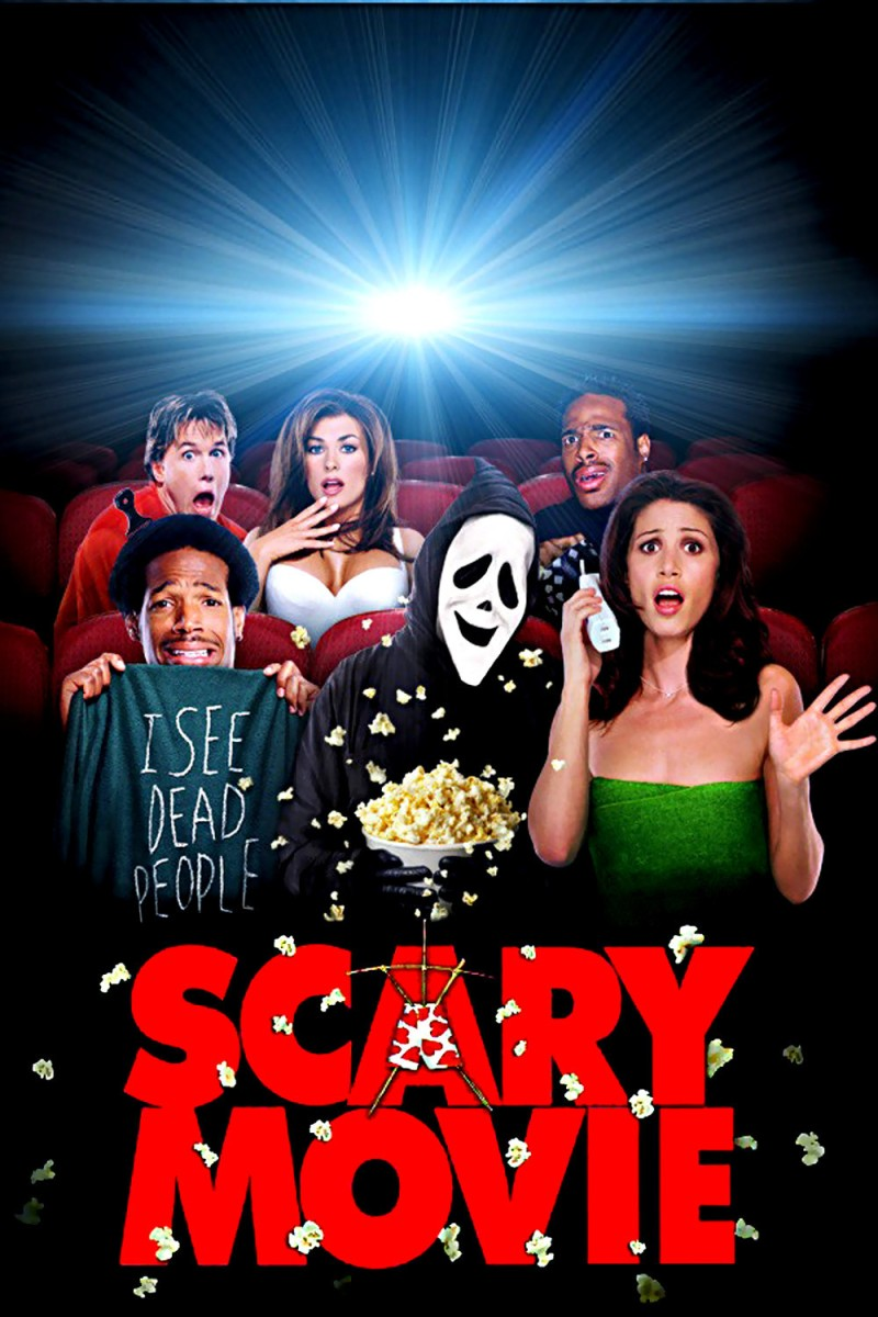 Scary Movie Quadrilogy (2000-2006)