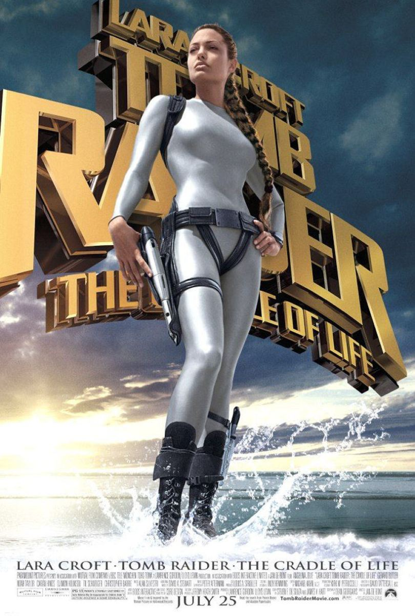 Lara Croft: Tomb Raider - The Cradle of Life (2003)