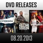 DVD Releases for 8.20.13