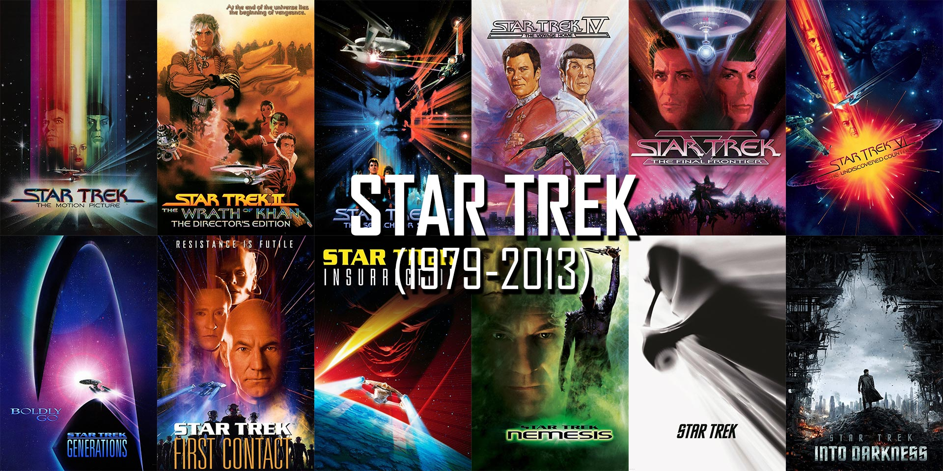 Star Trek Series Review 1979 2013