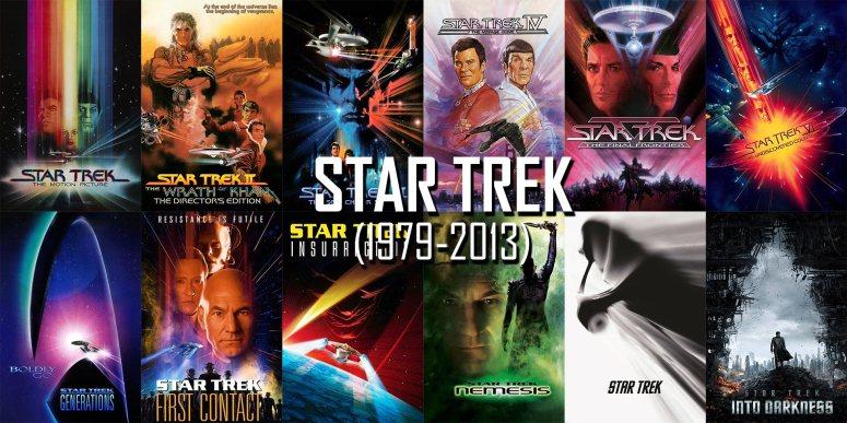 Star-Trek-series