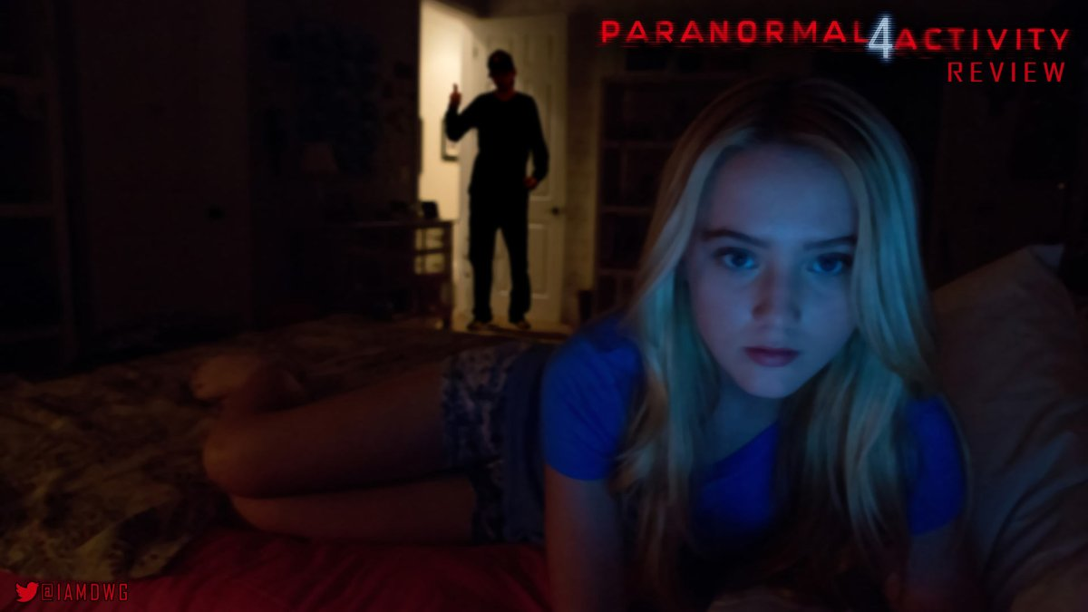 The Paranormal Activity Collection (2009-2012)
