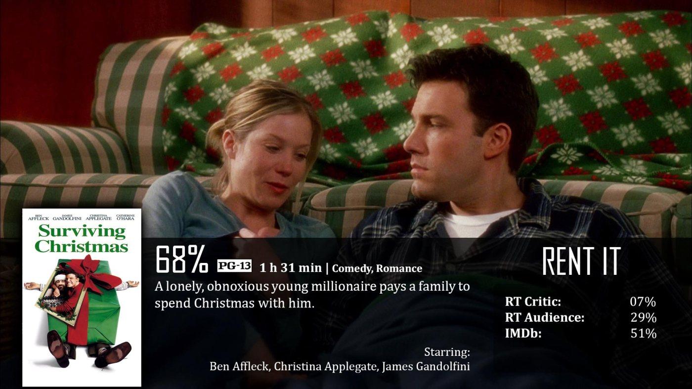surviving christmas 2004 dave examines movies - Christmas With The Kranks Imdb