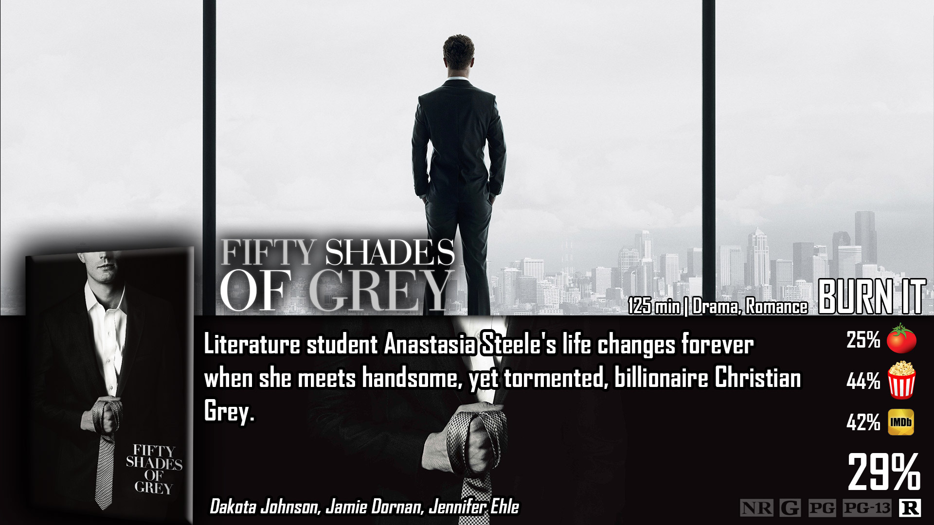 Fifty Shades of Grey (2015) – Dave Examines Movies