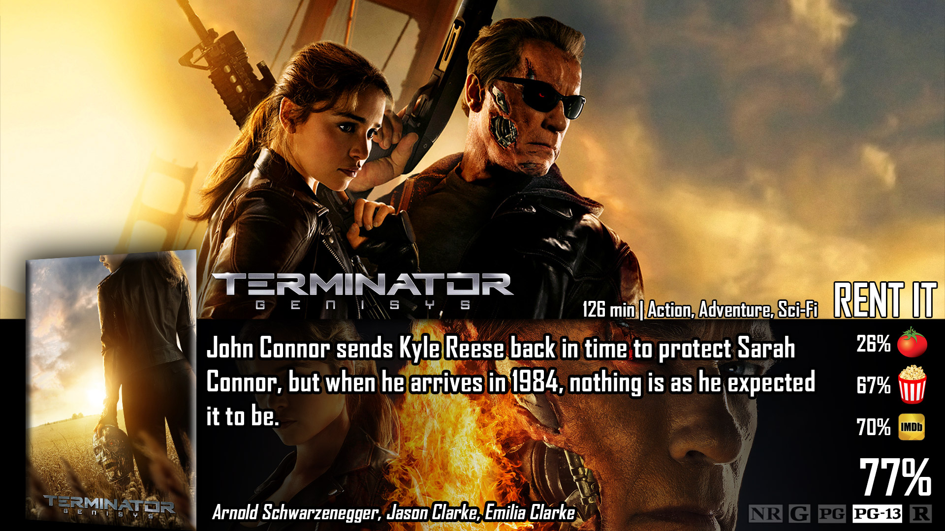 a movie analysis of the terminator James cameron says that the upcoming terminator 6 will ignore everything  ' the old man & the gun' review: robert redford shines in  james cameron  says his new 'terminator' movie will ignore all post-'t2' sequels.
