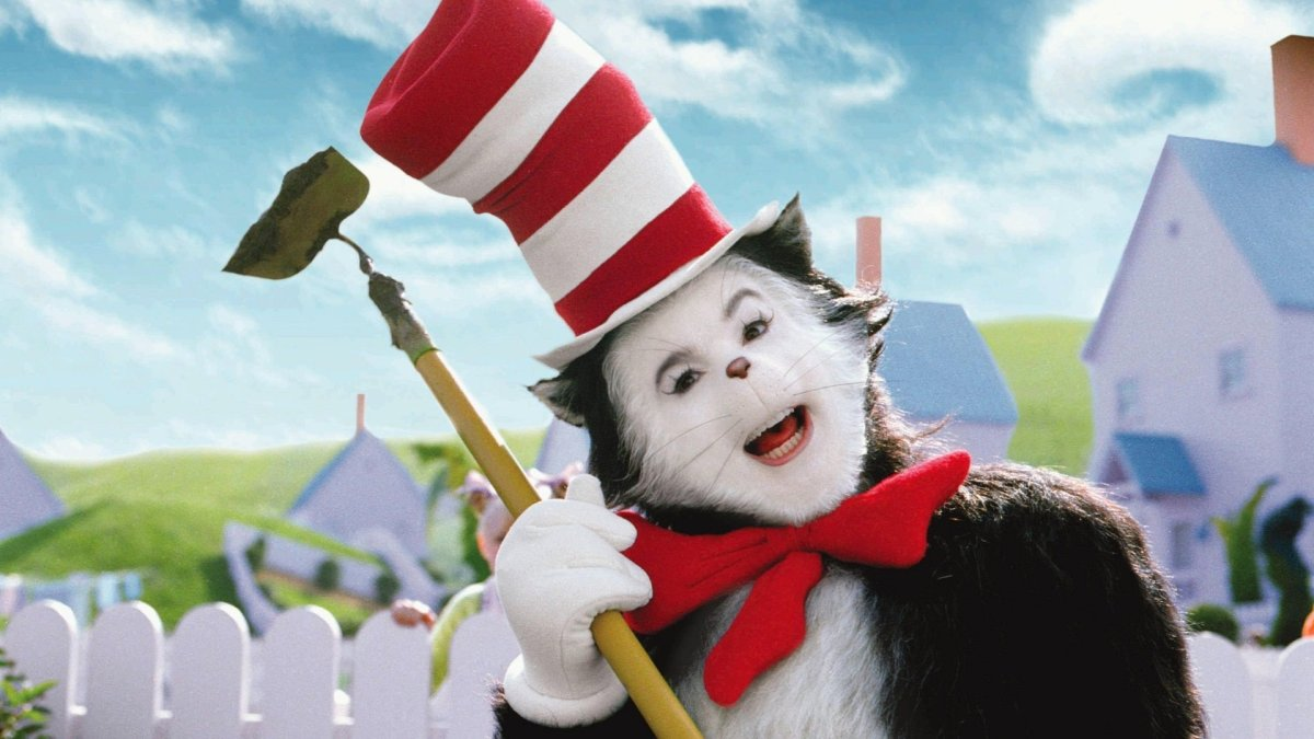Review - The Cat in the Hat (2003)