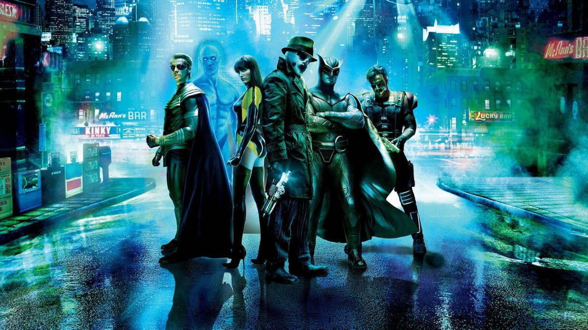 Review - Watchmen (2009)