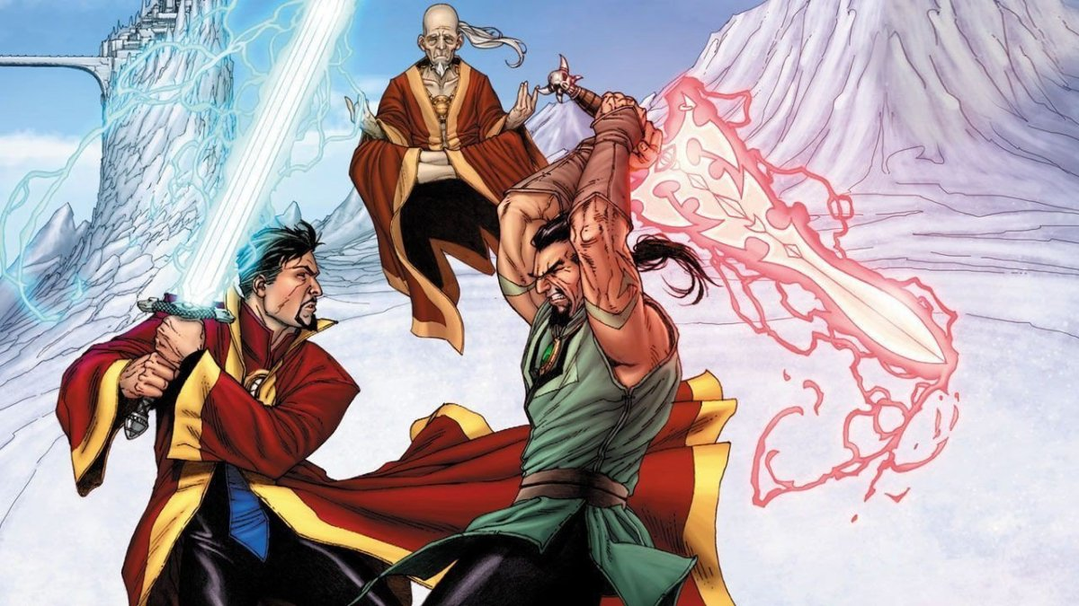 Review - Doctor Strange (2007)