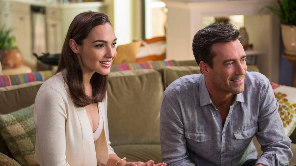 Review - Keeping Up With the Joneses (2016)