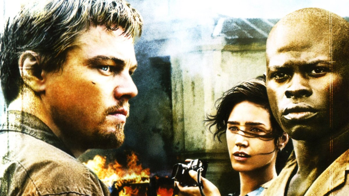 Review - Blood Diamond (2006)