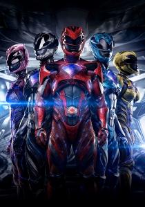 Power Rangers (2017) Poster Key Art
