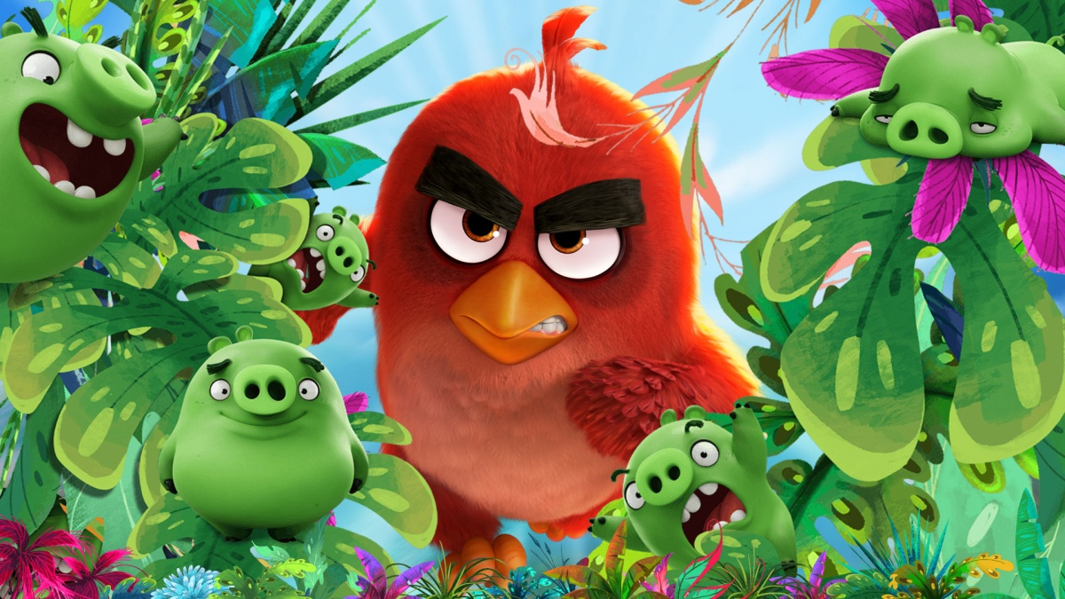 Review - The Angry Birds Movie (2016)
