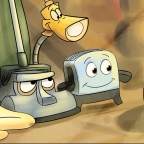 Review – The Brave Little Toaster (1987)
