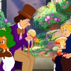 Review – Tom and Jerry: Willy Wonka and the Chocolate Factory (2017)