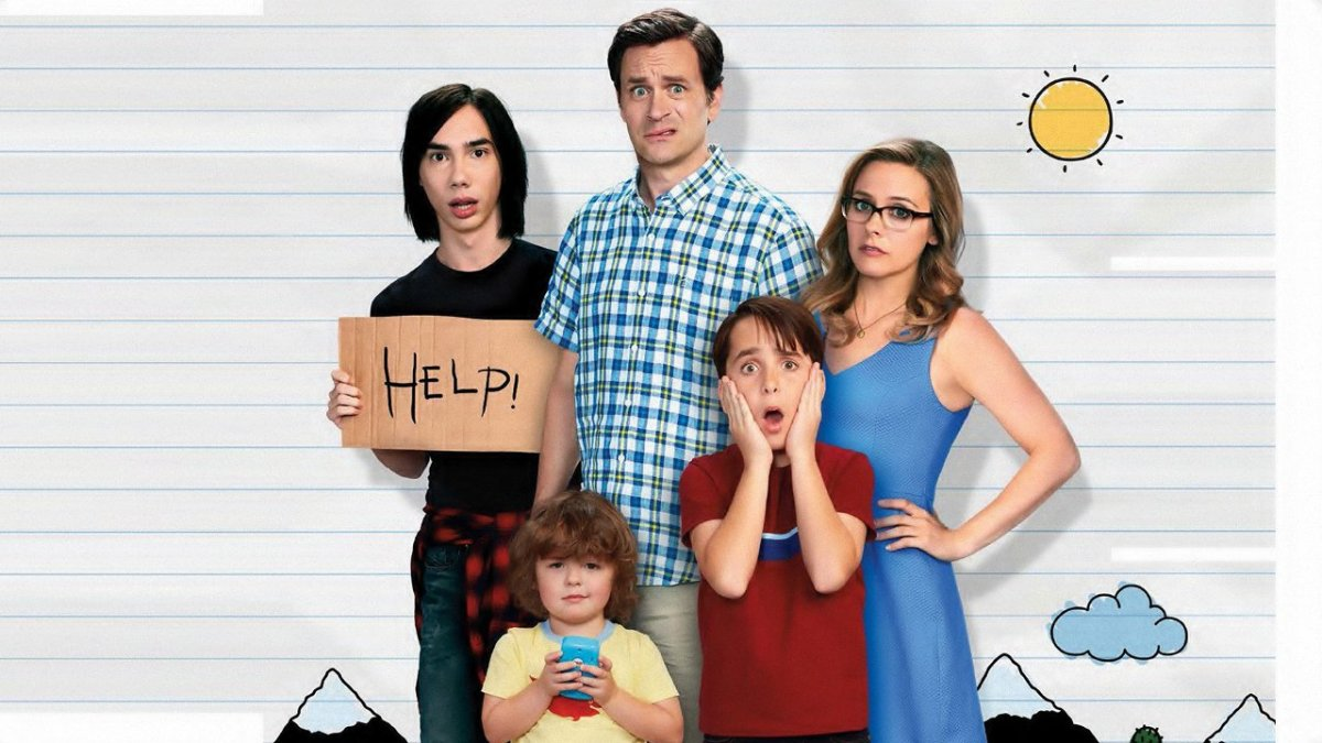Review - Diary of a Wimpy Kid: The Long Haul (2017)