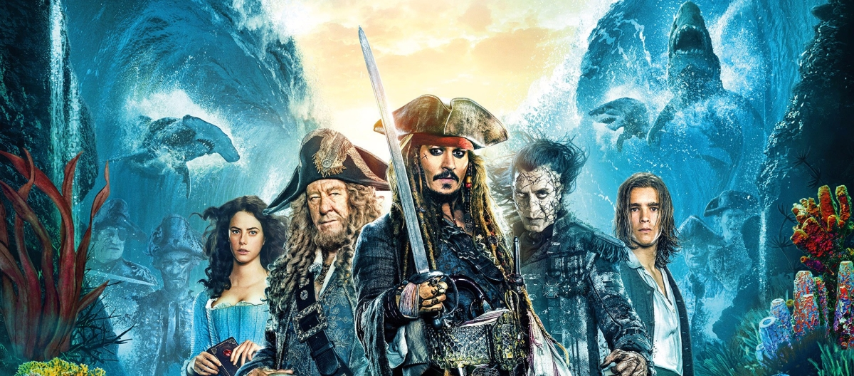 Review - Pirates of the Caribbean: Dead Men Tell No Tales (2017