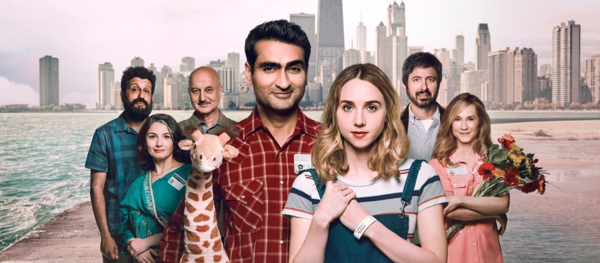Review - The Big Sick (2017)