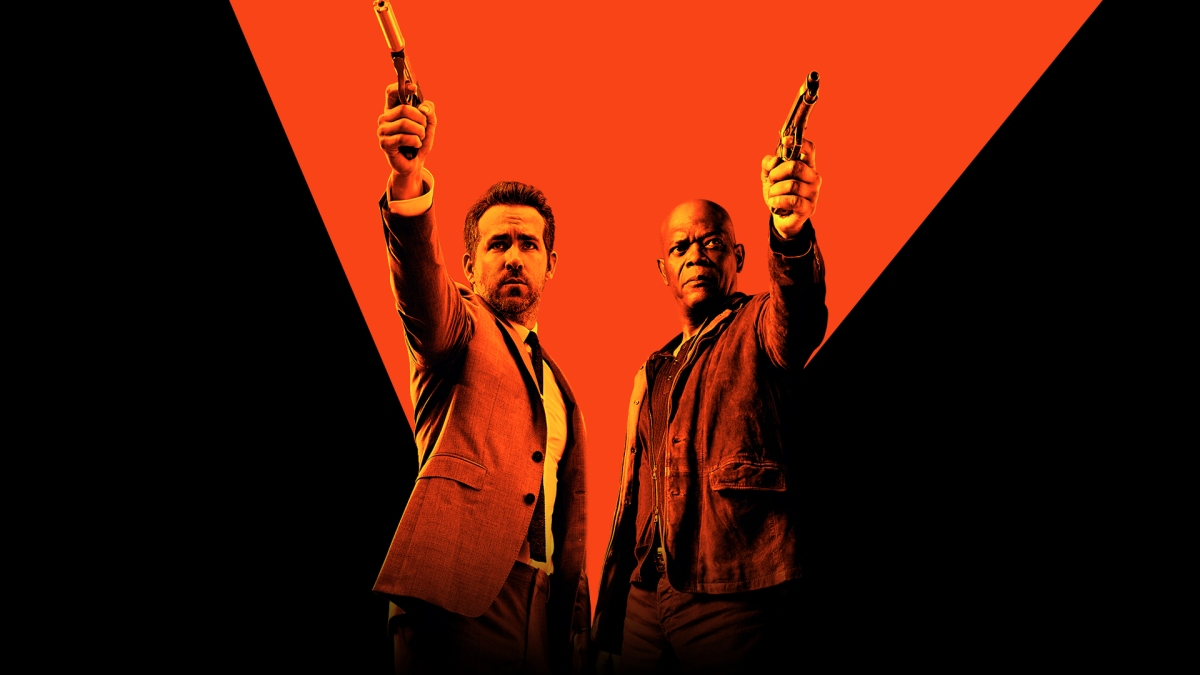 Review - The Hitman's Bodyguard (2017)
