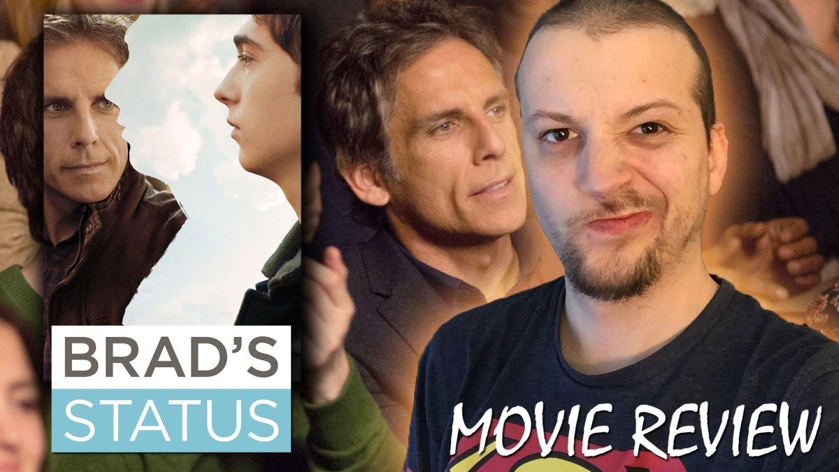 Review - Brad's Status (2017)