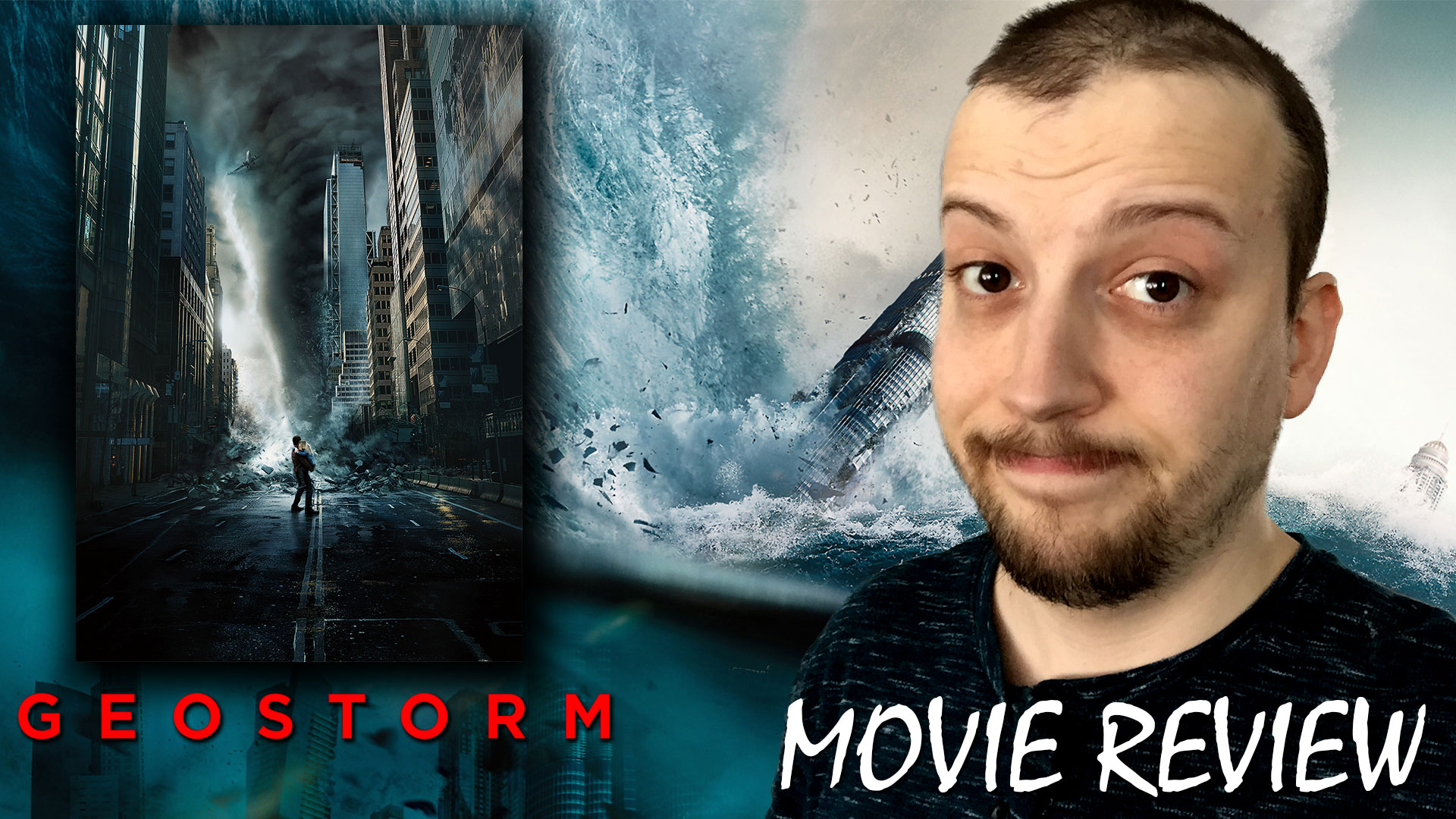 Review – Geostorm (2017)