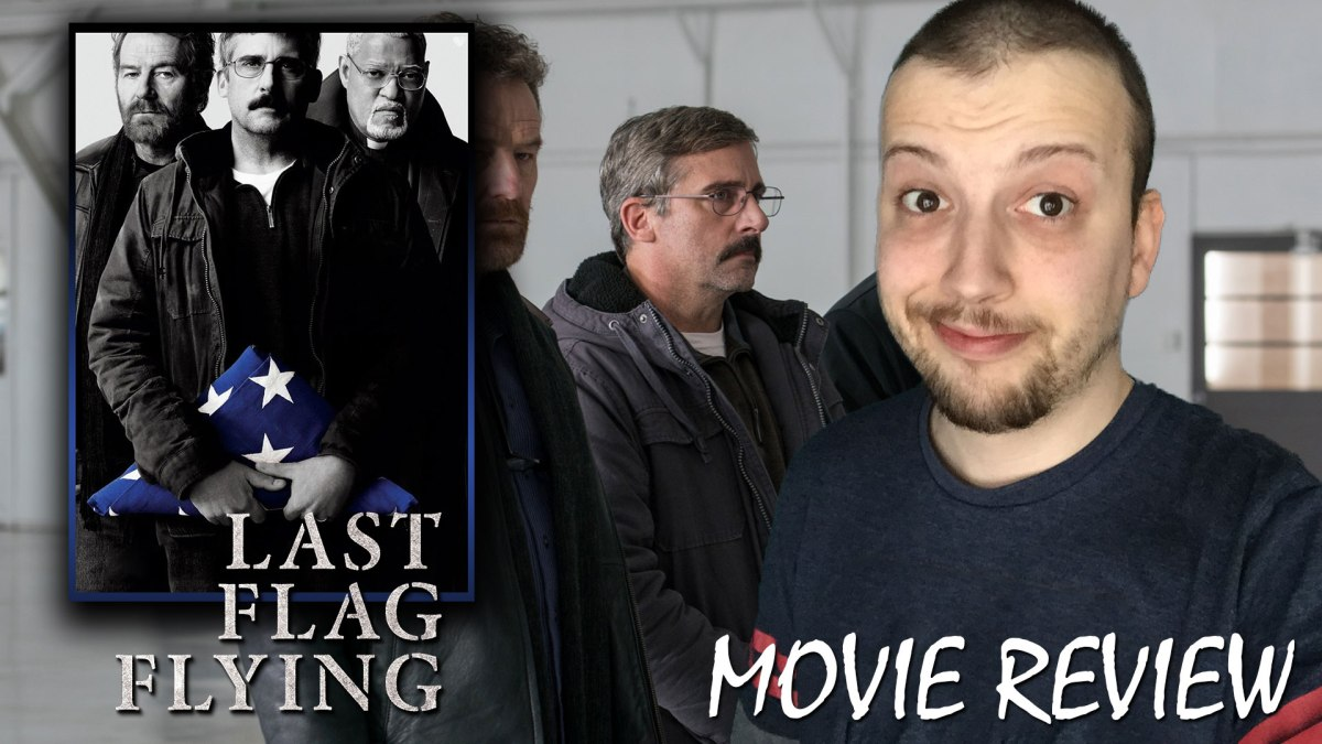 Review - Last Flag Flying (2017)