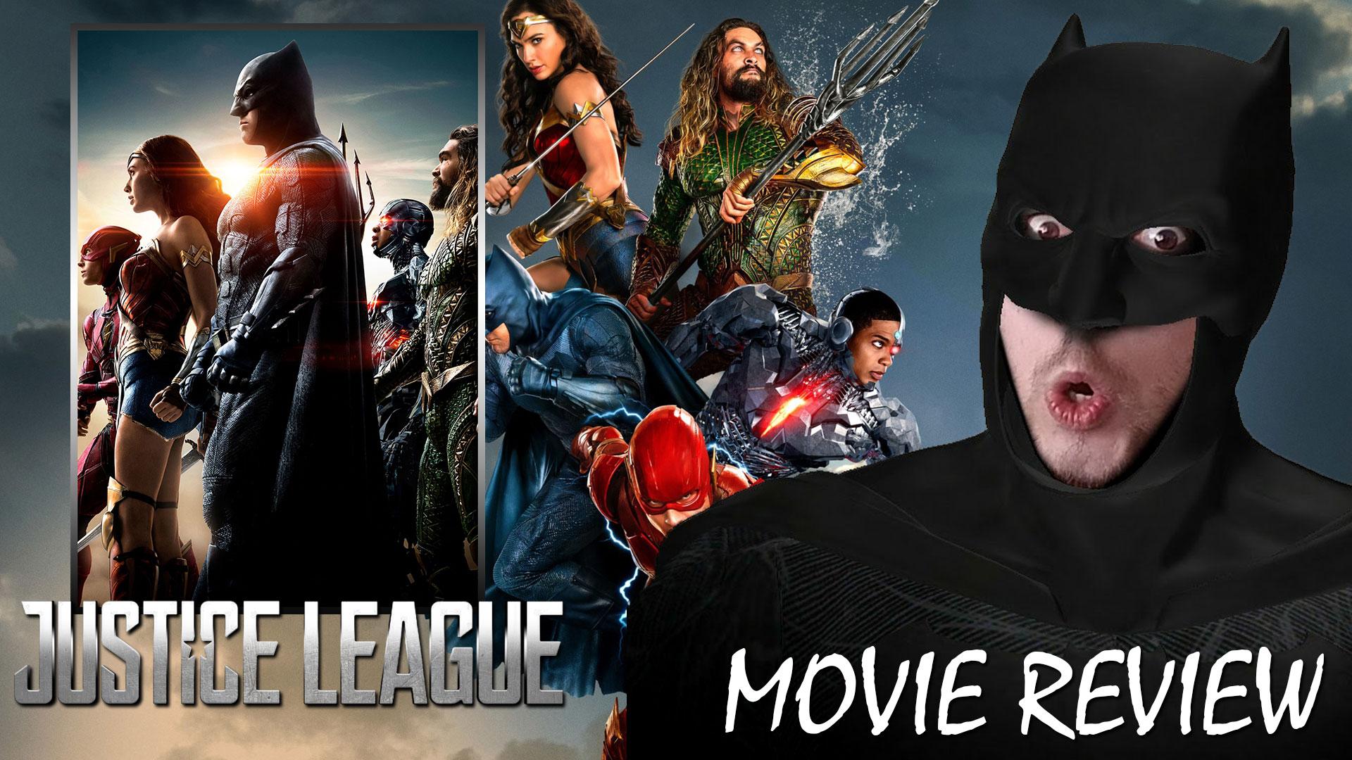 Review – Justice League (2017)