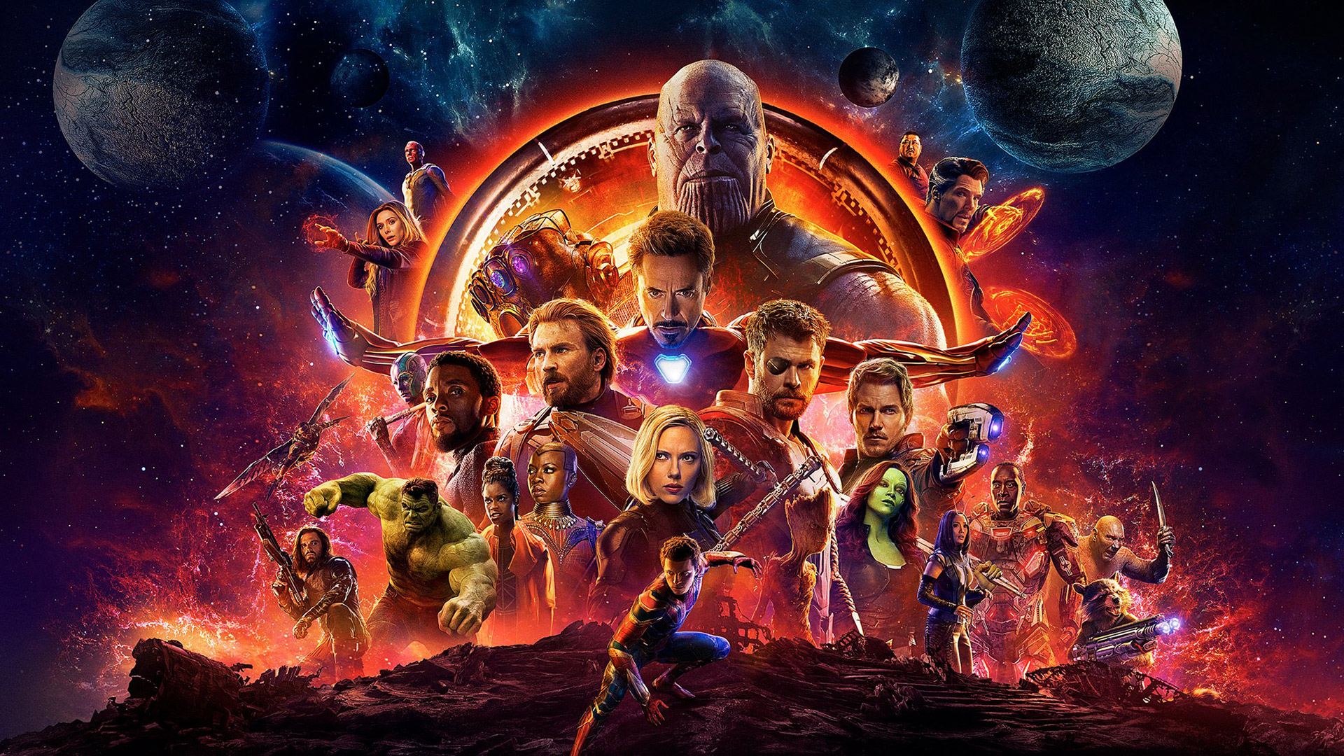 Review – Avengers: Infinity War (2018)