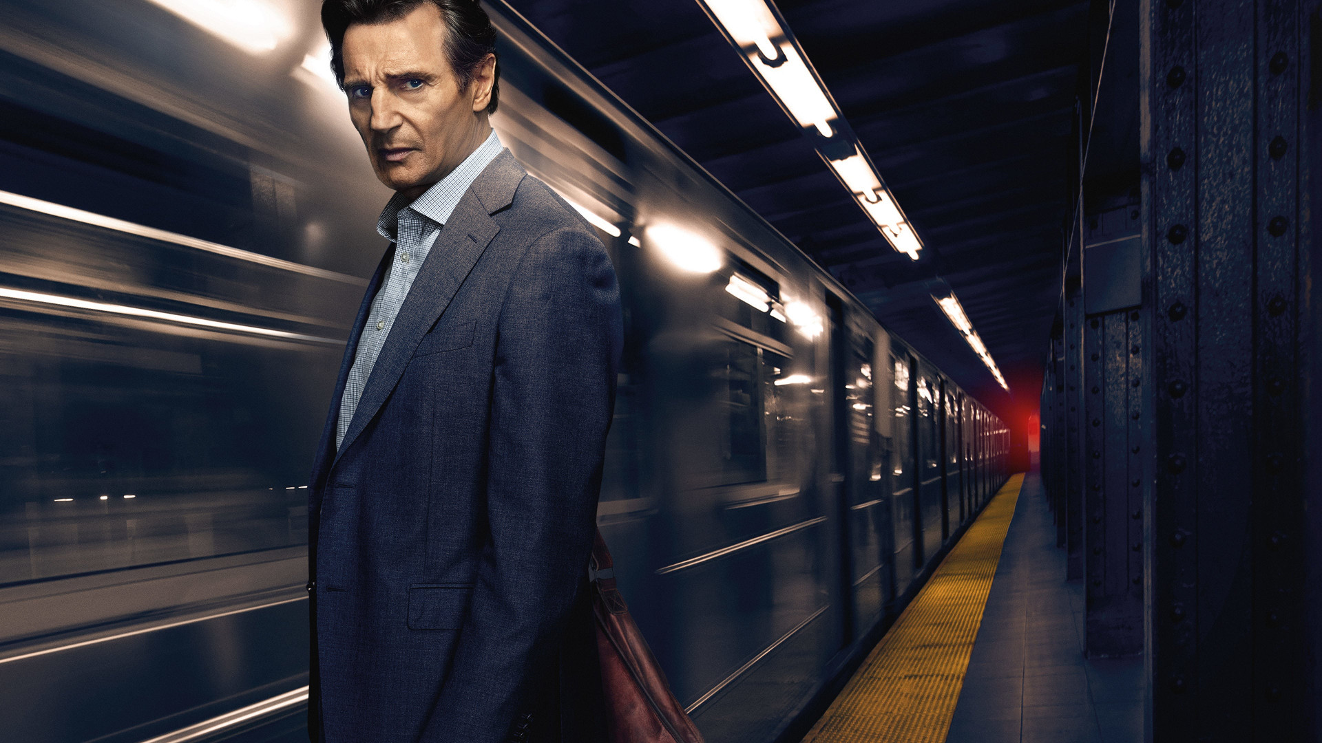 Review – The Commuter (2018)