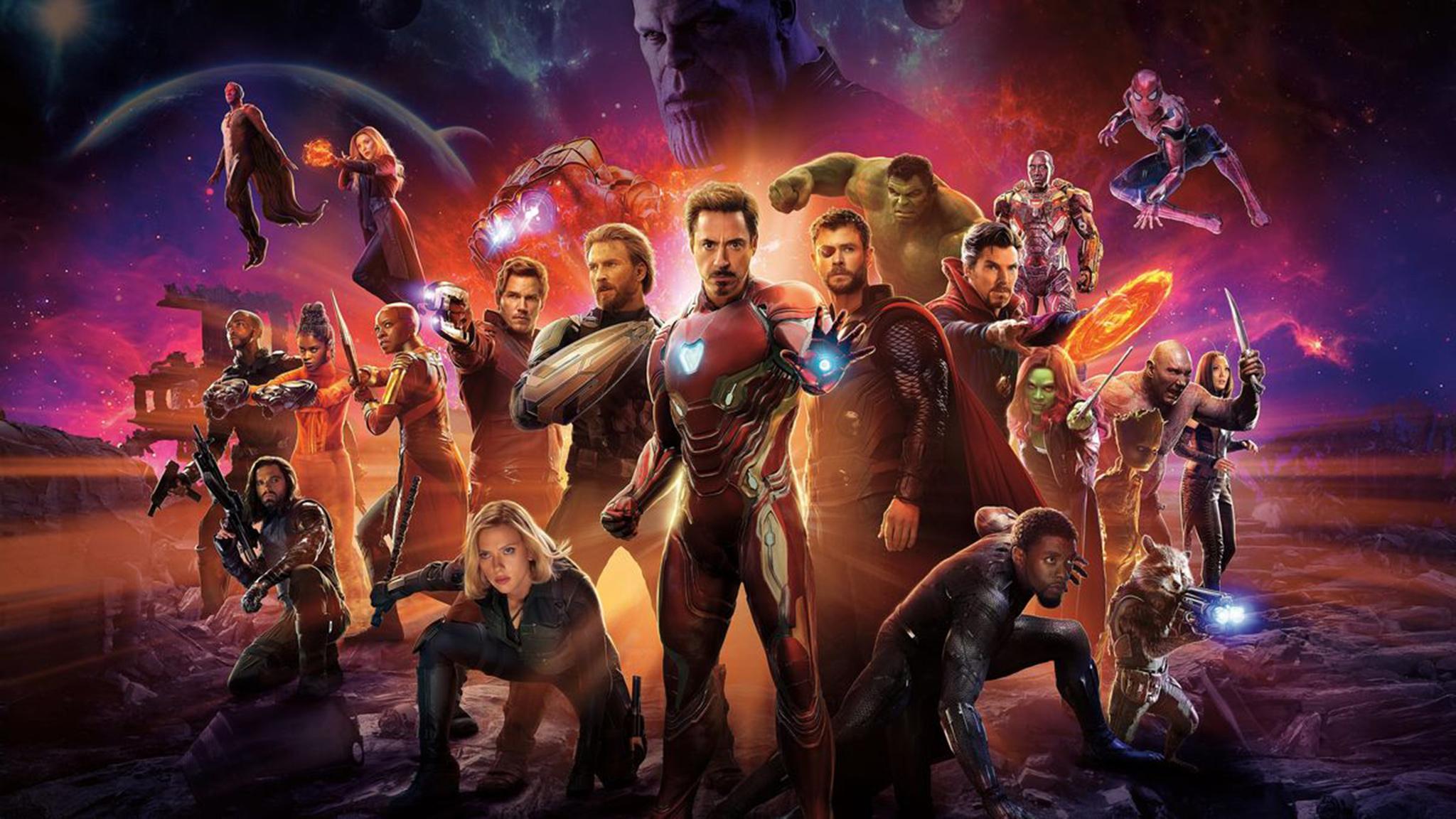 Universe Review – Marvel Cinematic Universe (2008-2018)  20 Films
